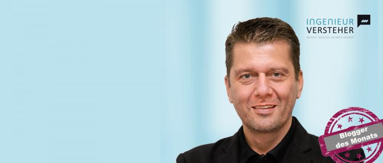 """Ingenieurversteher-Blogger Andreas Schulz: """"Ingenieurskunst besser erklären"""""""