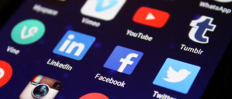 Social Media B2B Marketing Linkedin Studie