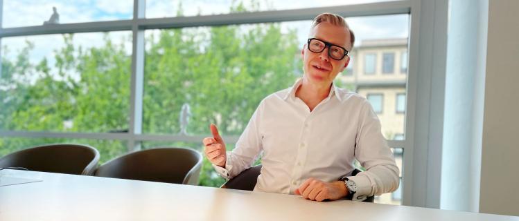 Online Marketing Experte Frank Plümer im Gespräch
