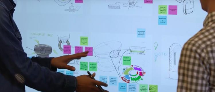 Mural Blüht Noch Im Verborgenen: Digitales Gruppendynamiker Tool Für  Kreative Marketing Strategen Und