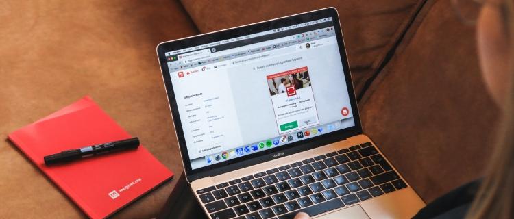 Onlinerecruiting B2B Formate