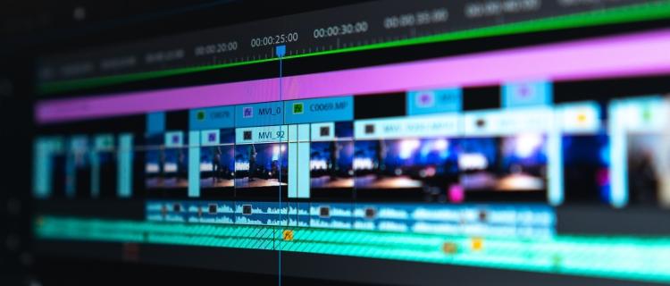 Schnittprogramm Video Unternehmensvideo