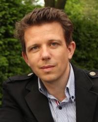 Oliver Hamacher, Gründer und CEO HRpuls