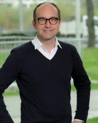 Sven Krüger, Chief Marketing Officer bei T-Systems International GmbH