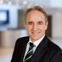 """Karl-Heinz Streibich, CEO Software AG: """"In der digitalen Welt zu den Gewinnern zu gehören, ist für traditionelle Unternehmen möglich"""""""