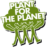Plant for the Planet Logo PLÜCOM