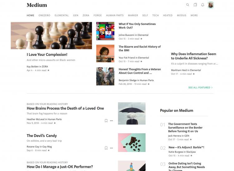 medium.com Technology Blog