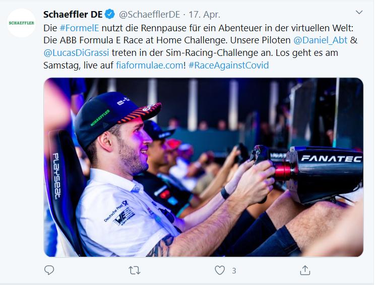 Twitter Schaeffler Abt