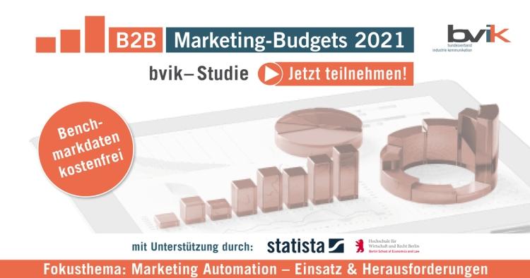 BVIK-Studie Marketing Automation