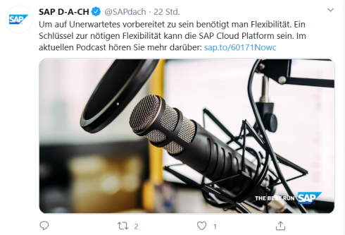 SAP Podcast