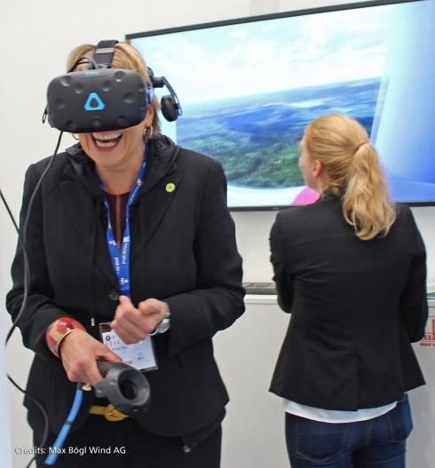 Alternative Welten mit VR-Brillen
