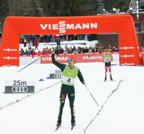 Viessmann sponsert den Wintersport