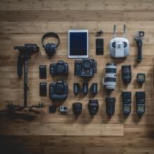 b2B-Marketing Unternehmensvideos mit professioneller Ausrüstung