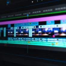 Videoschnittprogramm Software